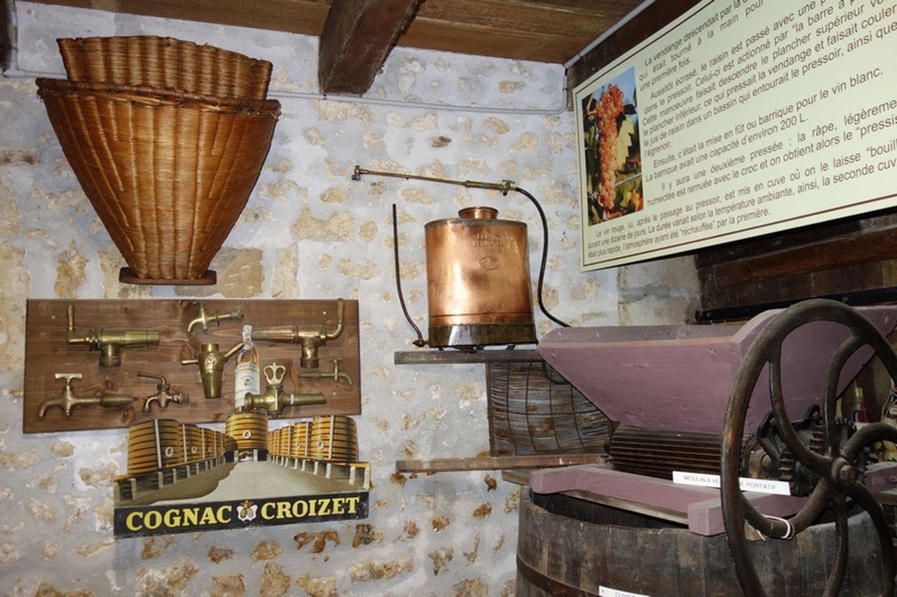 Musée Haute-Saintonge