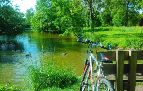 Vélo Haute-Saintonge