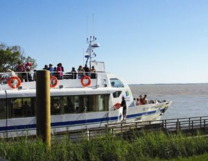 Croisière estuaire de la Gironde