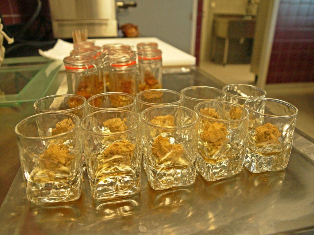 Dégustation cognac Haute-Saintonge