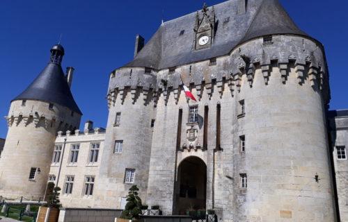 Château Jonzac Haute-Saintonge