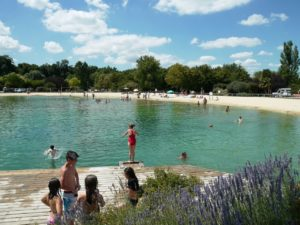 Base de loisirs Jonzac Haute-Saintonge