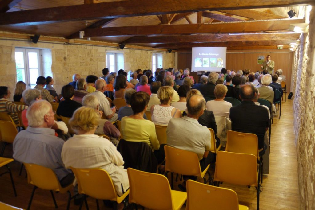 Conférence Haute-Saintonge