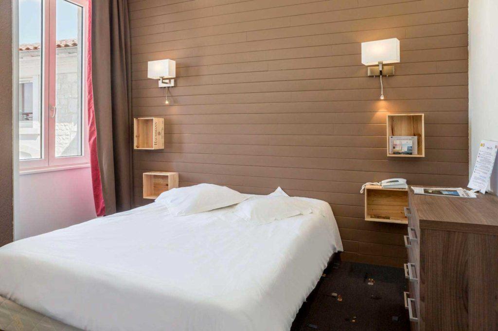 Chambre d'hôtel Haute-Saintonge