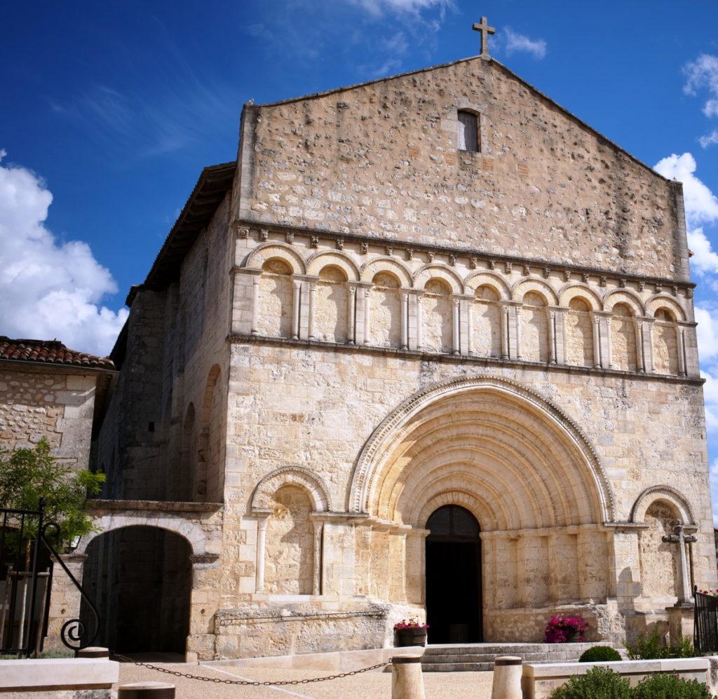 Eglise, Haute Saintonge