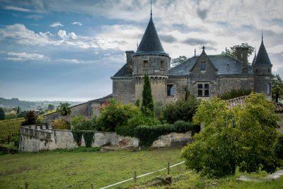Visites et dégustations dans les châteaux de Blaye, côte de Bordeaux, côte de Bourg