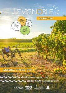Animations dans le vignoble dans tous les sens : Cognac Haute-Saintonge